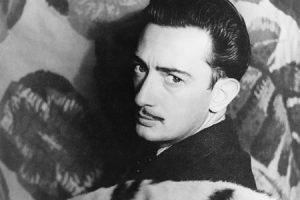 Nacimiento de Salvador Dalí